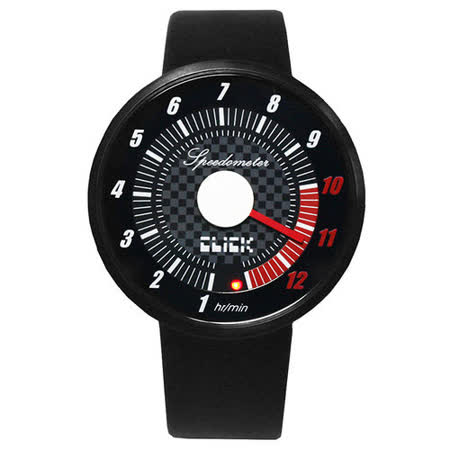 【真心勸敗】gohappyCLICK 飆速儀表個性皮帶錶-黑評價好嗎愛 買 新竹 店