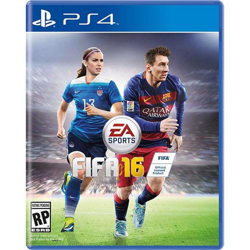普雷伊 PS4 FIFA 16 國際足盟大賽 亞洲中文版