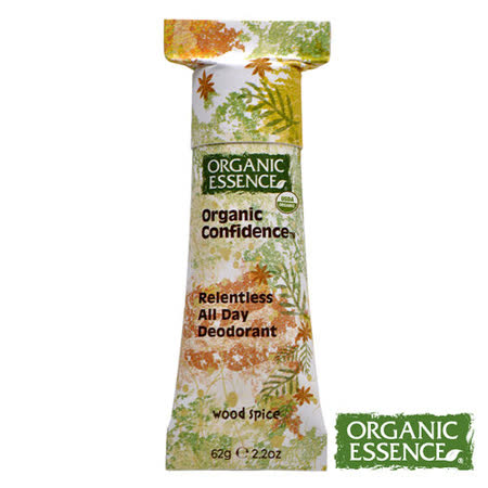 Organic Essence- 美國環保自信體香膏(62g)(木香)