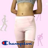 Champion運動短褲【F3粉紅色】˙加強壓縮小腹˙修飾下半身