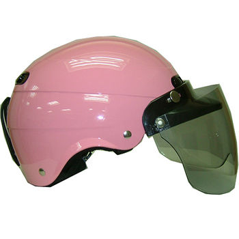 SUPA輕便附鏡安全帽(頭圍56-58CM)