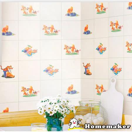 Disney自黏式壁紙-歡樂維尼 (HD-DHO14)
