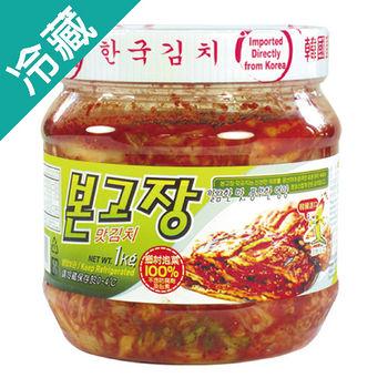 韓國鄉村泡菜1kg