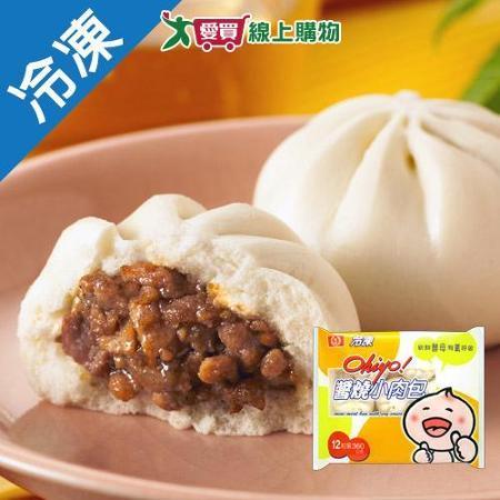 桂冠Ohiyo醬燒小肉包12粒 360g