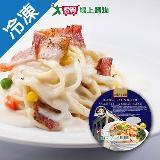 金品白醬培根焗麵390G/盒