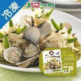 金品吉諾亞青醬蛤蠣麵390G/盒