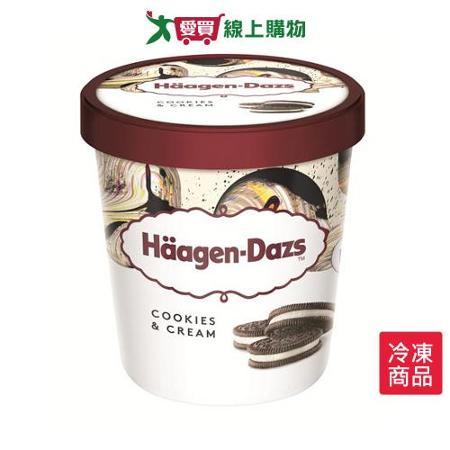 哈根達斯冰淇淋-淇淋巧酥473ml
