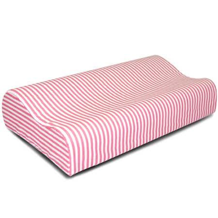 Lisan慢活族備長炭惰性棉減壓安眠枕《粉紅1組入》