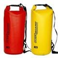 英國OverBoard 防水運動筒型背包12L,防水等級Class3,專利捲封系統可靠方便