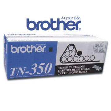 【BROTHER 碳粉匣】Brother TN-350 傳真機原廠碳粉匣