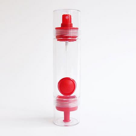 【金利害】歐美廚房愛用款-不失手雙頭液體調味罐(2色可選)