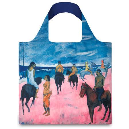 【好物分享】gohappy快樂購物網LOQI 春捲包│馬與海灘 PGHB去哪買美麗 華 百貨