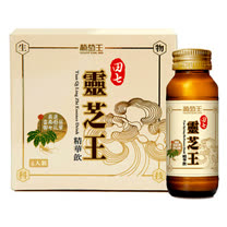 【葡萄王生技】田七靈芝王精華飲超值組(6入/盒)