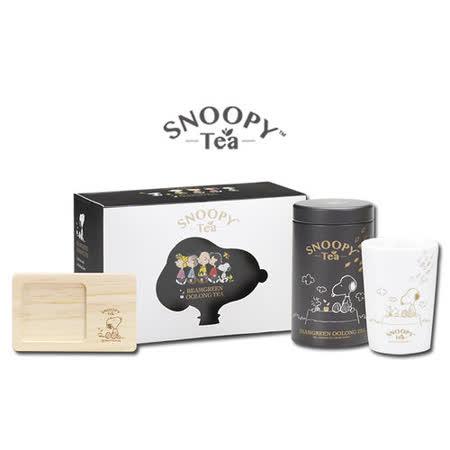 SNOOPY TEA-史努比茶葉禮盒(清焙烏龍茶)