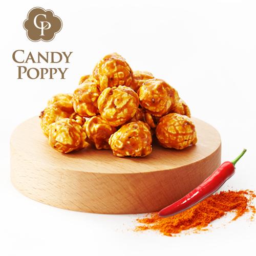 Candypoppy 糖果波比~裹糖爆米花^(鄉村墨西哥辣味、70g^)