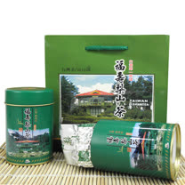 【醒茶莊】嚴選福壽梨山高冷茶禮盒150g(2組)