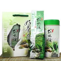 【醒茶莊】手採杉林溪高山茶禮盒300g(2組)