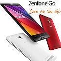 ASUS ZenFone Go ZC500TG 2G/16G 5吋 四核心智慧手機(白/黑色)-【送Zenny藍芽自拍棒+16G記憶卡+保護貼+觸控筆】