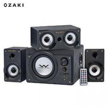 OZAKI 新一代3.1聲 道風潮機喇叭 CS3150R