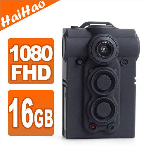 HaiHao惠豪行車紀錄器 廣角 隨身寶 UPC-700通用隨身錄影器1080P 16G