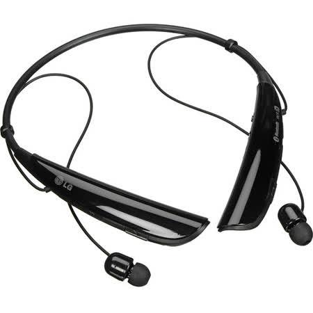 LG HBS-750 頸掛立體聲藍牙耳機 黑