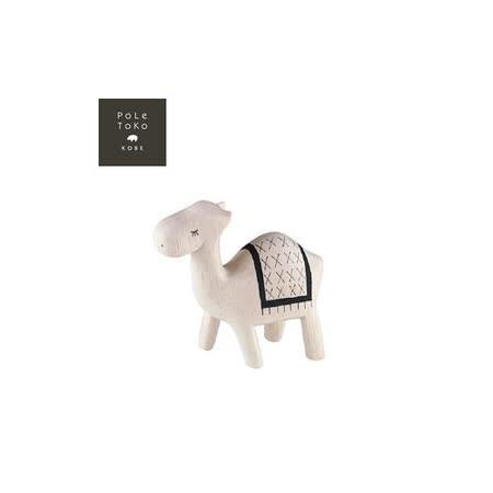 日本T-Lab職人手做 療癒系 木質動物-駱駝