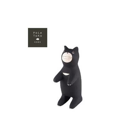 日本T-Lab職人手做 療癒系 木質動物-熊