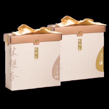 【林銀杏 】經典杏仁粉(無甜) 600g + 經典杏仁亞麻仁粉(甜) 600g