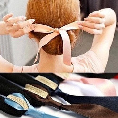 【PS Mall】韓韓國最新海綿寶寶盤髮器_同色2入(H027)