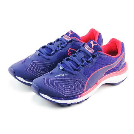 (女)PUMA MOBIUM ELITE SPEED V2 WN 慢跑鞋 紫/深莓紅-18815502