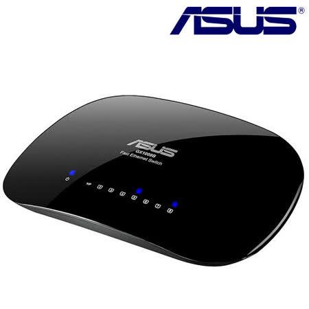 ASUS 華碩 GX1008B 8埠 節能型交換器