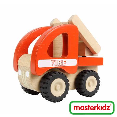 【Masterkidz】我的小消防車
