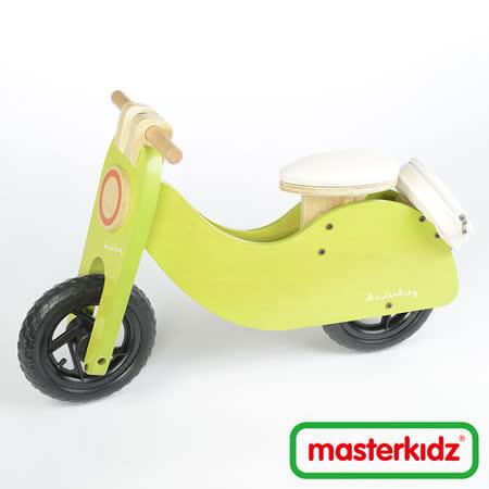 【Masterkidz】復古平衡自行車 - 綠色