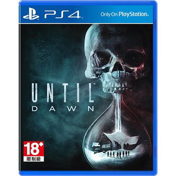 PS4 直到黎明 亞洲中文版