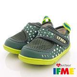 日本健康機能IFME-輕量機能學步款-500355綠-12.5cm-14.5cm