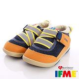 日本健康機能IFME-輕量機能學步款-470066藍-12cm-13cm