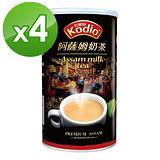 【台灣綠源寶】豆麗歐-阿薩姆奶茶4入(450g/罐)