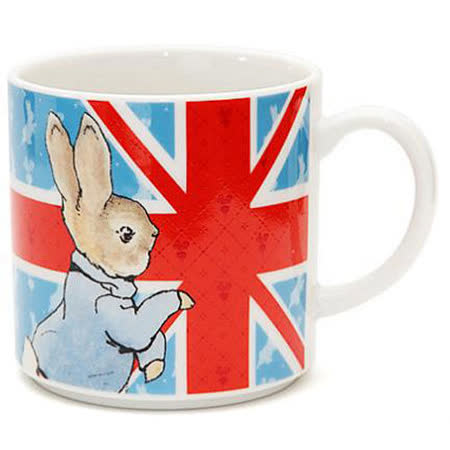 【クロワッサン科羅沙】Peter Rabbit~ 經典比得兔 PI馬克杯英國兔
