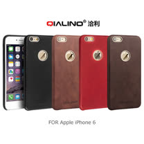 QIALINO Apple iPhone 6 真皮背套