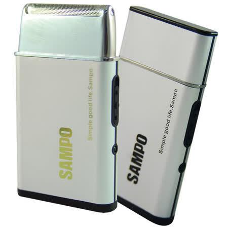 SAMPO聲寶超薄名片型刮鬍刀EA-Z1109L