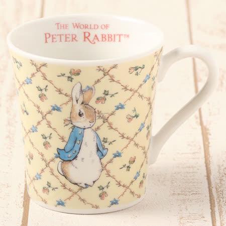 【クロワッサン科羅沙】Peter Rabbit~ 經典比得兔 PI馬克杯比得兔