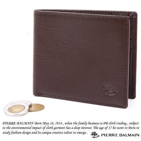 PB-皮爾帕門【真男人】10卡1照2夾 皮夾P507002