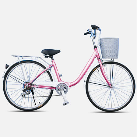 BIKEONE LadyONE240 24吋單愛 買 美食 街速淑女車