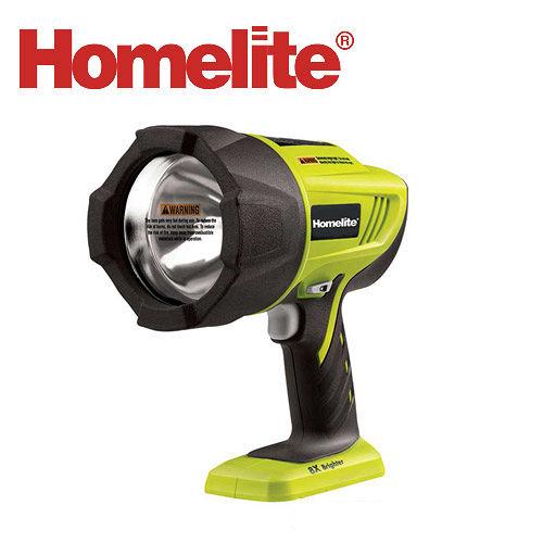 Homelite HID 18V鋰電射燈.