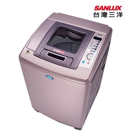 SANLUX台灣三洋17公斤DD直流變頻超音波洗衣機SW-17DV