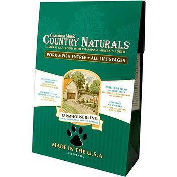 Country Naturals 格然斯 鄉村時光 田園低敏 成幼犬配方 4磅 X 1包