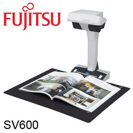 FUJITSU 富士通 SV600 數位化掃描器