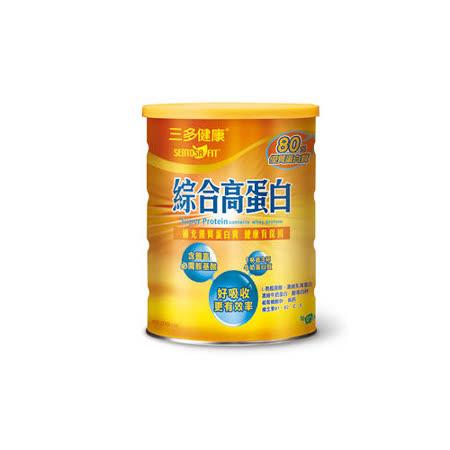 可買6罐送1罐【三多】三多益力三多健康綜合高蛋白 500g