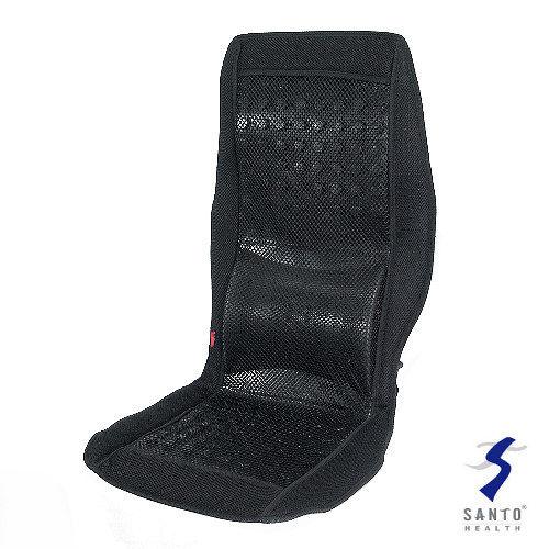 【SANTO 】涼風舒壓按摩墊(家用/車用二用型)ST-115-台灣製