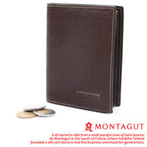 MONTAGUT-夢特嬌【放棕一夏】5卡1照片 皮夾639004